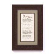 James Lawrence 3586 I Said A Prayer Framed Wall Art