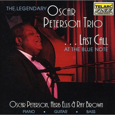 Personnel: Oscar Peterson (piano); Herb Ellis (guitar); Ray Brown (bass); Bobby Durham (drums).Recorded live at the Blue Note, New York, New York on March 18, 1990. Includes liner notes by Donald Elfman.](This Is Halloween Danny Elfman Live)