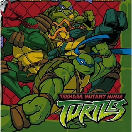 Teenage Mutant Ninja Turtles Lunch Napkins (16ct)](Ninja Turtle Napkins)