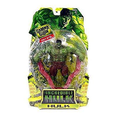 hasbro hulk gamma glow figure](Hasbro Parrot)