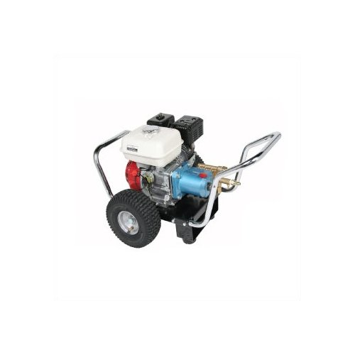 Simpson PowerShot 2600 PSI Direct Drive Cold Water Gas Powered Pressure Washer w/ Honda Engine and Cat 3 DX Pump