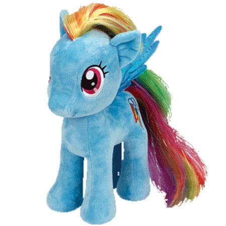 Ty Beanie Babies Rainbow dash 90205 - Rainbow Dash Light