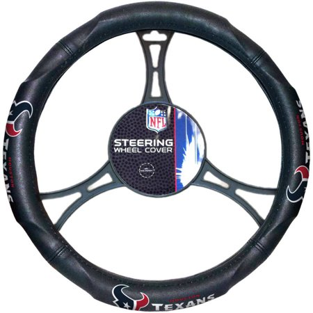 NFL Houston Texans Steering Wheel Cover Houston Texans Tool