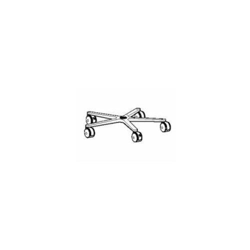 Ergotron 33-061 System Caster Base - Black (33061)