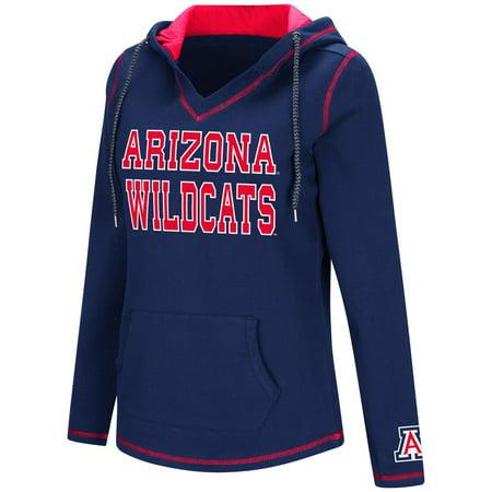 Arizona Wildcats Hoodie (Colosseum Spike Arizona Wildcats Fleece)