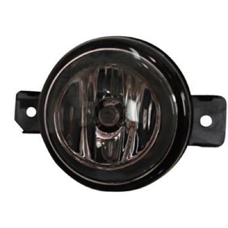 Compatible 2007 - 2016 Nissan Altima Fog Light Lamp Assembly Replacement Housing / Lens / Cover - Left (Driver) Side - (Gas Hybrid + Coupe) 26155-9B91D NI2592122 Replacement For Nissan Altima