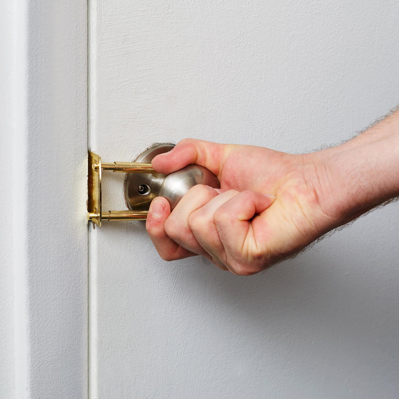 Bedroom Bolt Door Security Quick Lock U System 2 Pack