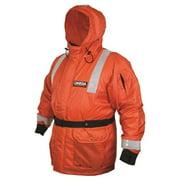 Flowt 41800-L Commercial Float Coat - Orange, Large