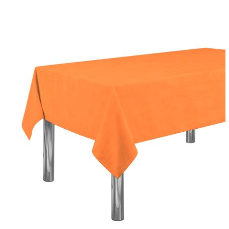 60 x 80 inch rectangular tablecloth halloween orange for 120 inch round table seats how many