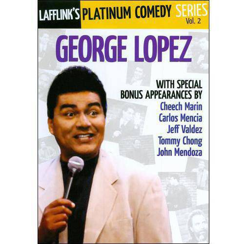 Lafflink's Platinum Comedy Series, Vol.2: George Lopez