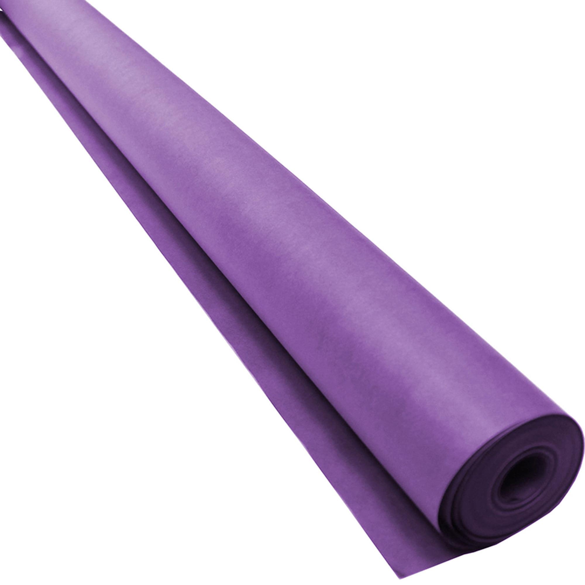 "Pacon® Rainbow® Colored Kraft Paper Roll, 36"" x 1000', Purple"