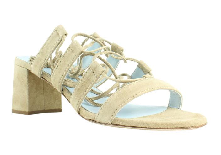 Lifestride Womens Black Sandals Heels Size 7 New by LifeStride