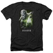 Star Trek Beyond Jaylah Poster Mens Heather Shirt