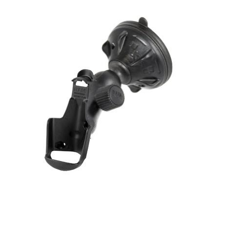 RUGGED WINDSHIELD SUCTION CUP CAR HOLDER MOUNT FOR GPS GA...