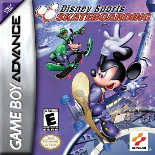 Disney Sports Skateboarding Nintendo Gameboy Advance Gba Refurbished Walmart Com Walmart Com