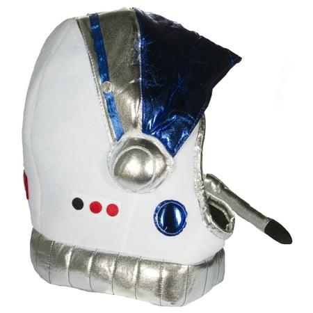 Costume Accessory- Felt Astronaut Helmet, One - Astronaut Helmet Costume