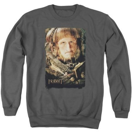 Ori The Hobbit (The Hobbit Desolation of Smaug Movie Ori Adult Crewneck)