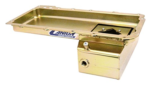 Canton Racing 15-276 Front Sump T-Style 5-5//8 Deep Drift//Road Race Oil Pan