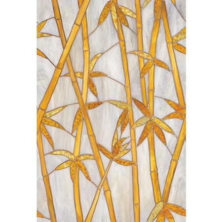 artscape bamboo decorative window film - Decorative Window Film