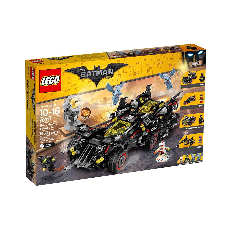 LEGO 70917 Batman Movie The Ultimate Batmobile