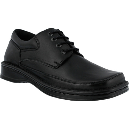 Men's Spring Step Arthur Oxford Black Leather 41 M - image 7 de 7