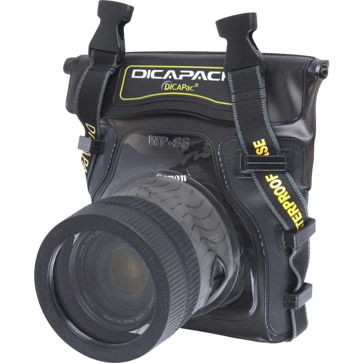 Review DiCAPac WP-S5 Waterproof Case for Digital SLR Cameras Before Special Offer Ends