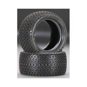 """8210-02 Caliber 2.2"""" M3 Soft OffRd Buggy Re Tires (2 Multi-Colored"""