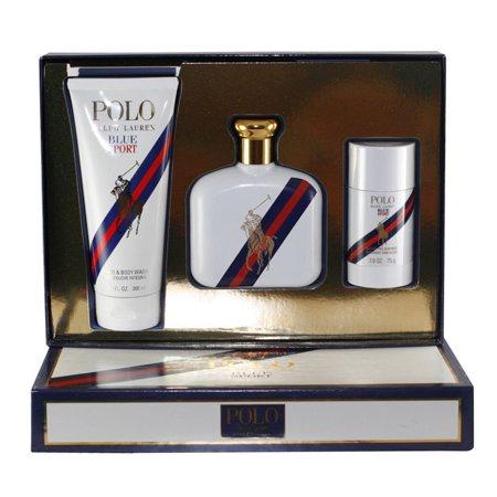 c5f7ce64cf633 Ralph Lauren - Ralph Lauren Polo Blue Sport Men s 3-piece Gift Set ...