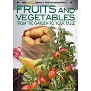 Fruits and Vegetables - eBook
