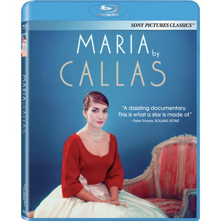 Maria By Callas: In Her Own Words (Blu-ray) (Maria Callas Queen Of The Night Aria)