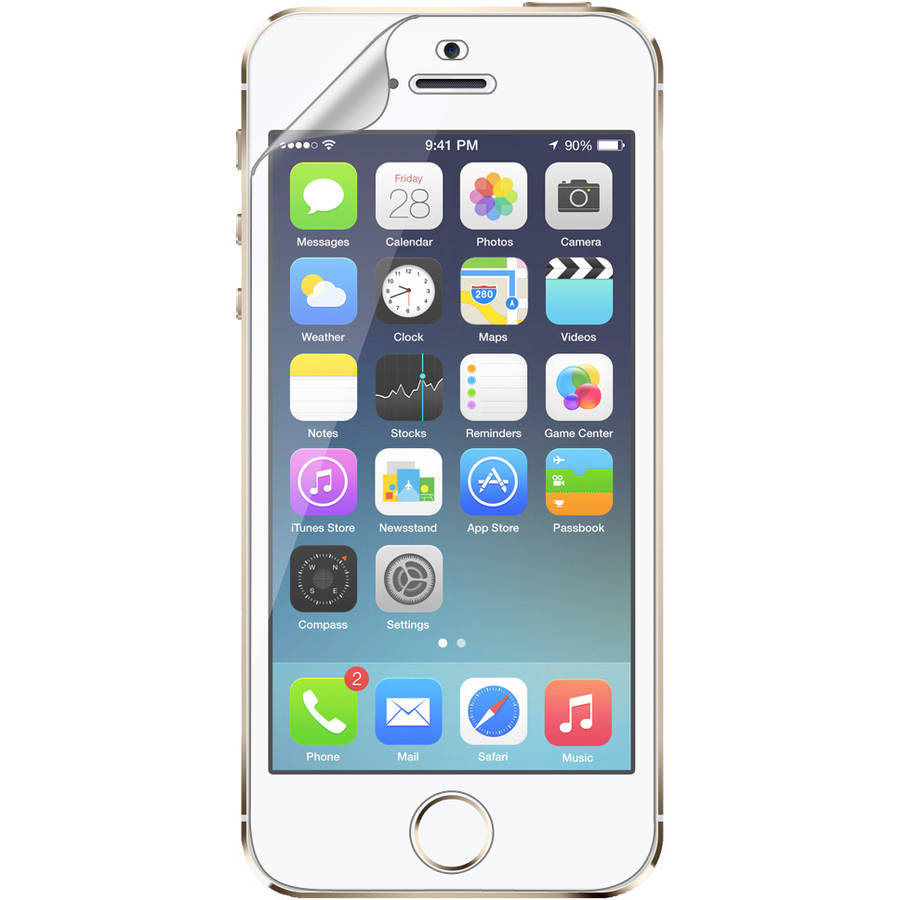 AMZER ShatterProof Screen Protector with Front Coverage