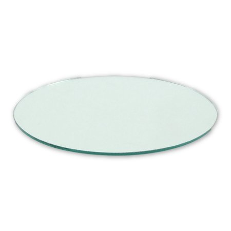 Craft Mirror Tiles (6 inch Craft Round Mirrors 1 Piece Mosaic Mirror)