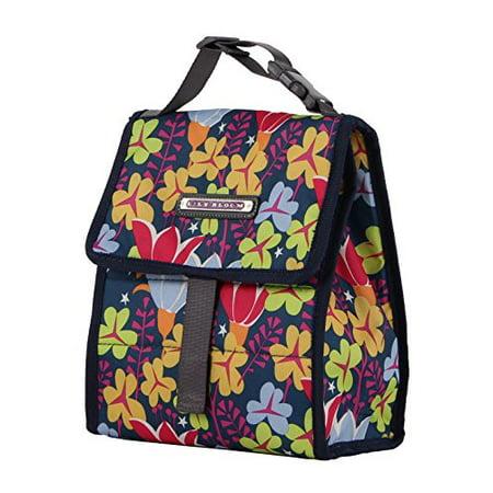Lily Pad Keepsake Box - Lily Bloom Foldover Women's Lunch Box (Lily Pad)