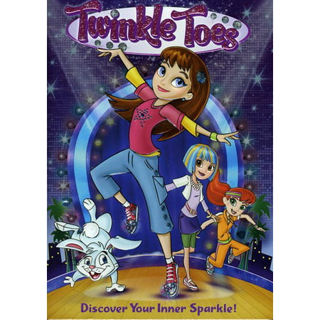 Twinkle Toes: The Movie by Skechers (DVD) (Rainforest Of The Sea Skin Twinkle Vol 2)