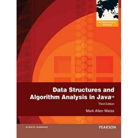 Data Structures and Algorithm Analysis in Java. Mark Allen