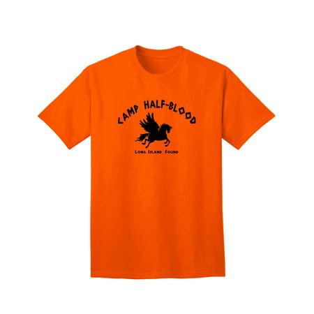 Camp Half Blood Adult Mens T-Shirt - Tooloud