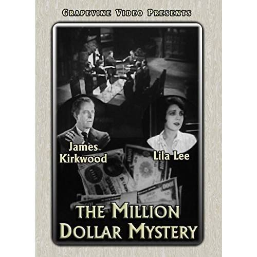 Million Dollar Mystery (1927) by