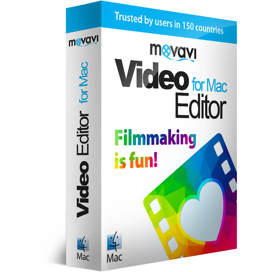 Movavi Video Editor for Mac 3 Business Edition (Email Delivery)
