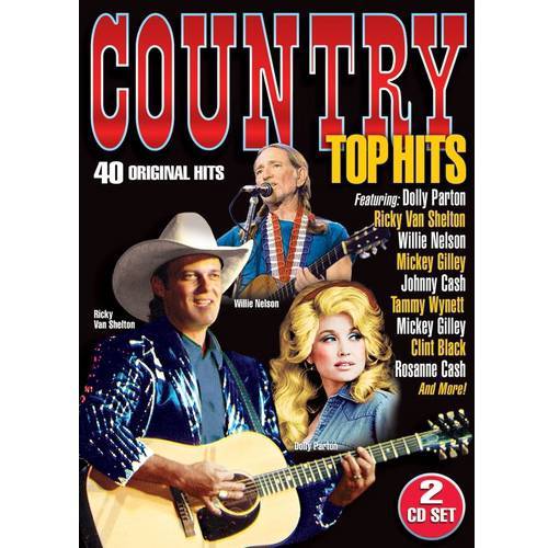 Top Hits Country (2CD)