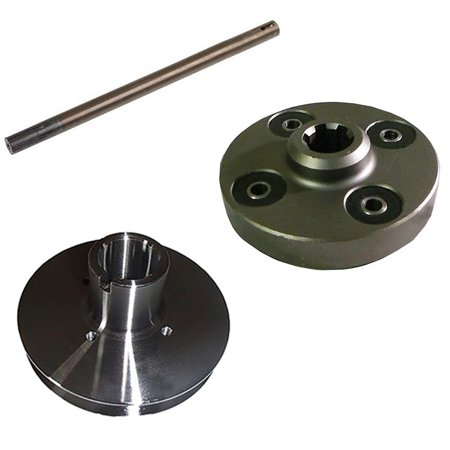 One (1) Replacement Ford Hydraulic Pump Drive Shaft Kit that fits Tractor models: 2N, 8N, - Hydraulic Driver