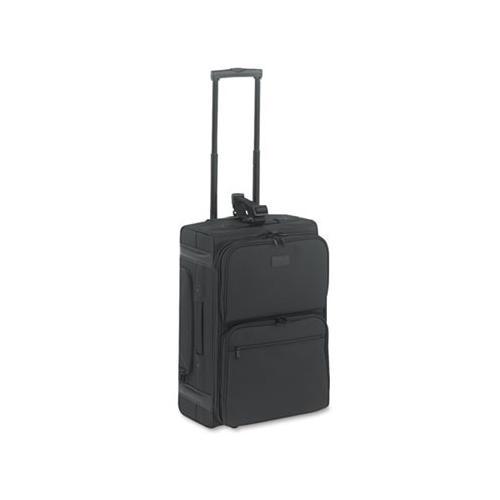 Kantek Rolling Dual-Side Laptop/Overnight Case KTKLGCC222