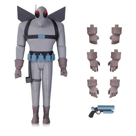 The New Batman Adventures Firefly Action Figure. - Firefly Washington Dc