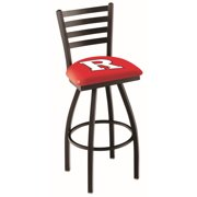 Holland Bar Stool NCAA 39'' Swivel Bar Stool