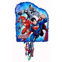 Justice League Pull-String Pinata