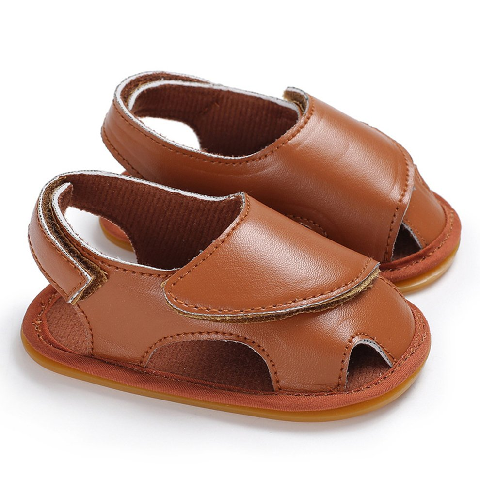 C460 Infant Footwear With Rubber Sole