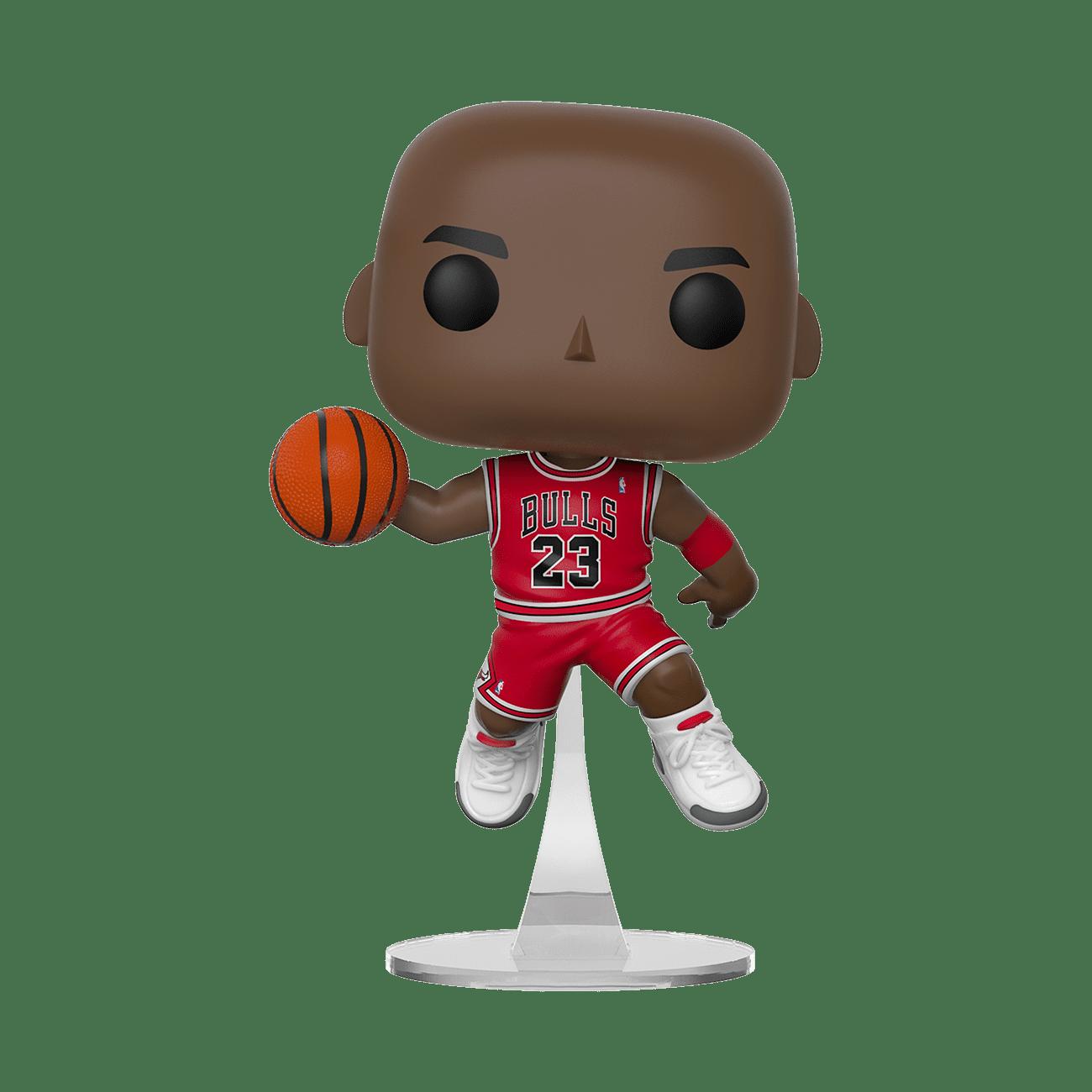 Funko Pop Nba Bulls Michael Jordan Walmart Com Walmart Com
