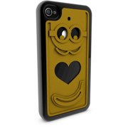 Apple iPhone 4 and 4S 3D Printed Custom Phone Case - Despicable Me - Dave Loves Bananas