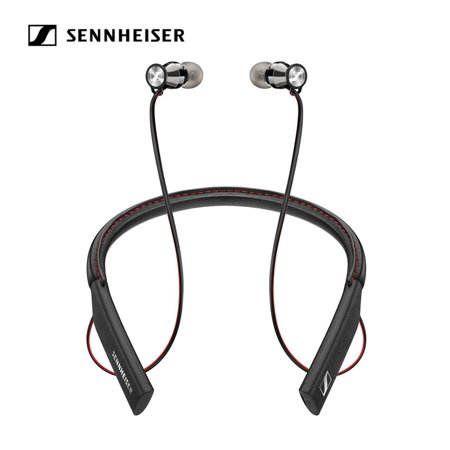 - Sennheiser Momentum In-Ear Bluetooth 4.1 Wireless Headphones Sports Neckband Headset Mobile Earphones with Apt-X AAC NFC Pairing 10 Hours Battery Life Multi-connection