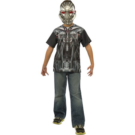 Kid's Boys Marvel Ultron Avengers 2  T-Shirt Costume](Ultron Halloween Costume)