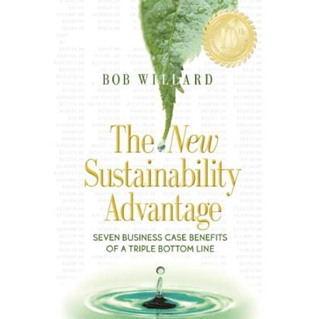 The New Sustainability Advantage: Seven Business Case Benefits of a Triple Bottom Line - Tenth Anniversary Edition - eBook